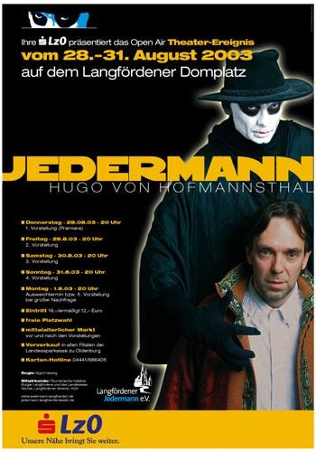 Jedermann - 2003