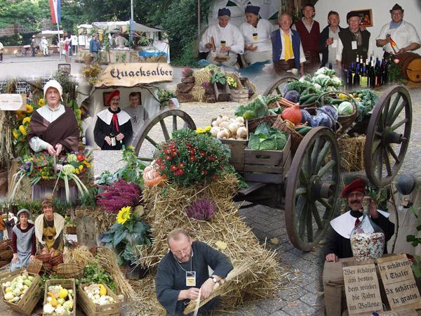 Historischer Markt ab 17:30